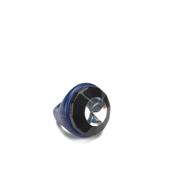 Sonia by Sonia Rykiel Women's Freya Ring - Sorbet/Black - Size 2