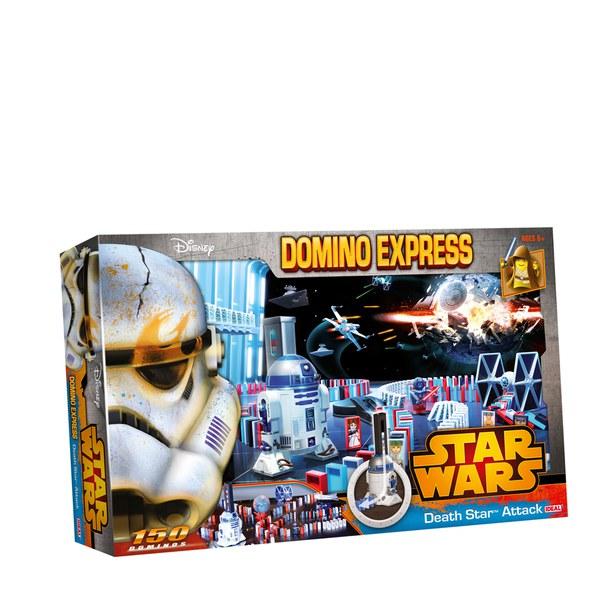 John Adams Star Wars Domino Express Death Star Attack