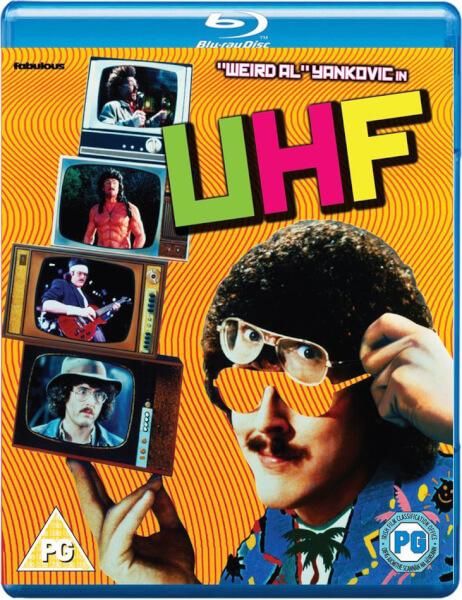 Uhf Blu Ray Zavvi De