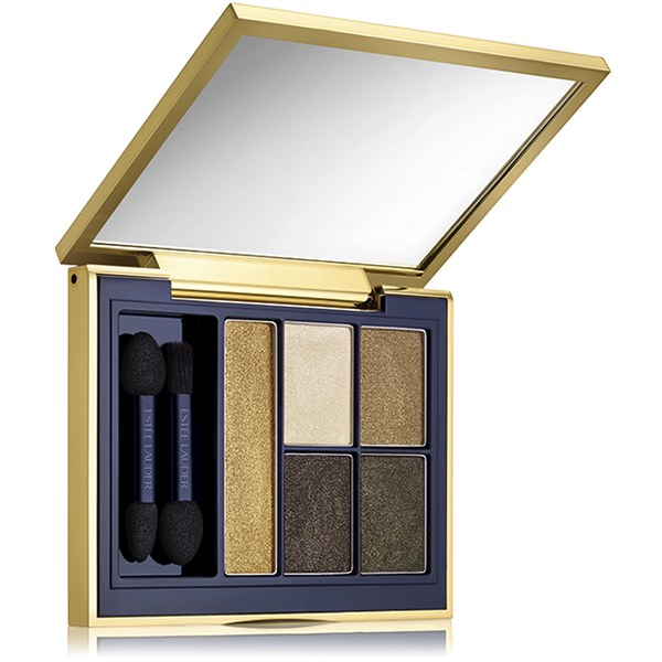 Estée Lauder Pure Color Envy Sculpting Eyeshadow 5-Color Palette 7g im Farbton Fierce Safari
