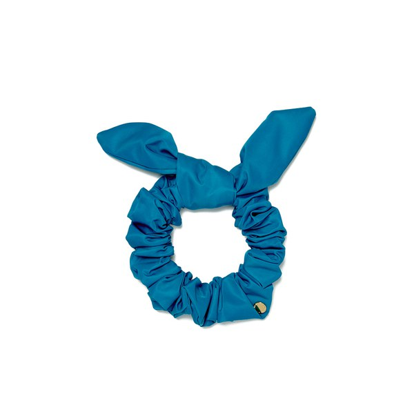 Marc by Marc Jacobs Women's Scrunchies Bunny Scrunchie - Sapphire