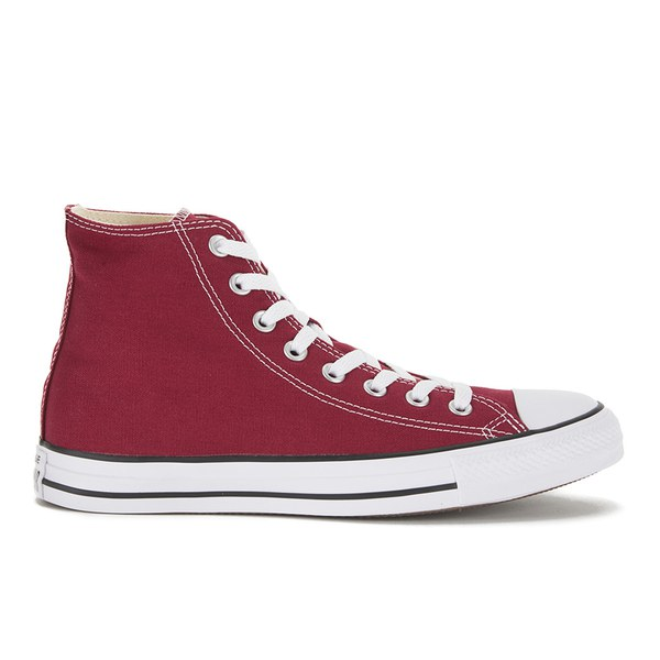 6952724ea1f8 Converse Men s Chuck Taylor All Star Hi-Top Trainers - Chilli Paste  Image 1