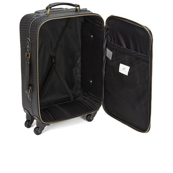 1d70a353537 Day Birger et Mikkelsen Women's Day Braided Air Suitcase - Black: Image 4