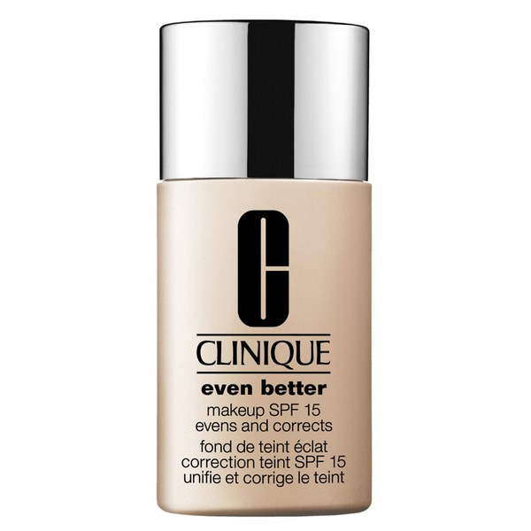 Clinique Even Better SPF15  fond de teint éclat correction teint