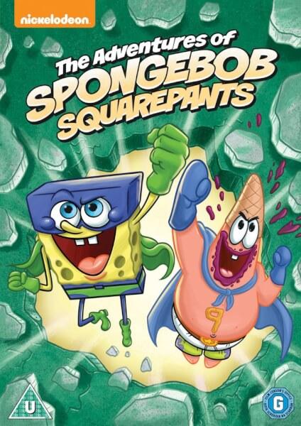 SpongeBob SquarePants: The Adventures of SpongeBob SquarePants