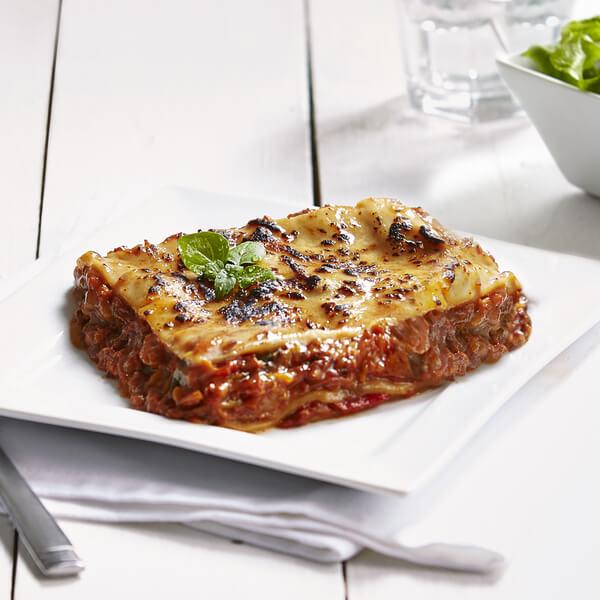 Lasaña Vegetariana | dietaexante.es