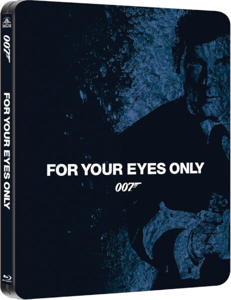 For Your Eyes Only - Zavvi Exclusive Limited Edition Steelbook