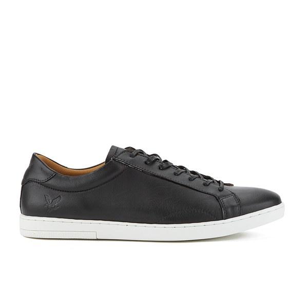 Findon Leather, Men Low-Top Sneakers Lyle & Scott