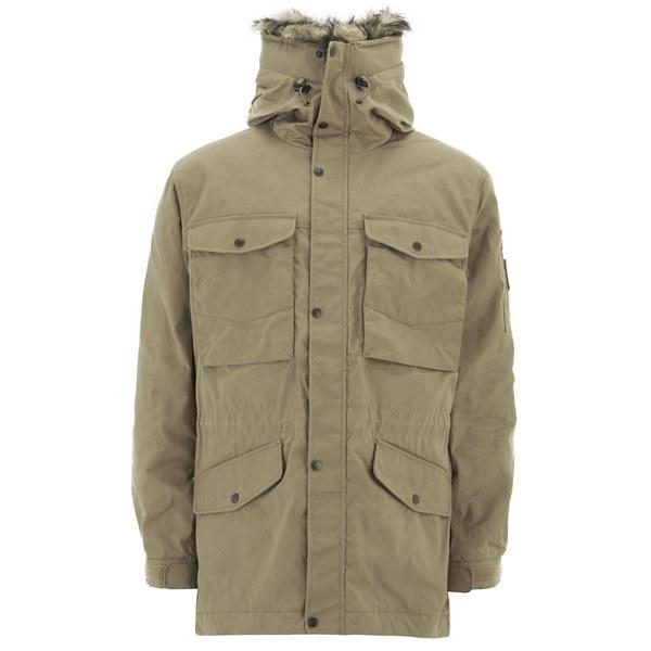 Fjallraven Men's Sarek Winter Jacket - Sand