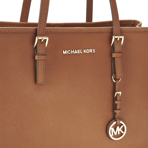 Michael Kors Jet Set Tote Laukku : Michael kors women s jet set large tote luggage