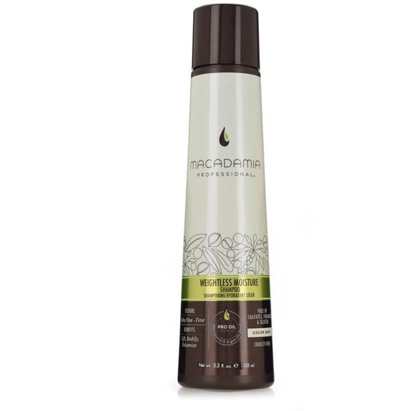 Macadamia Weightless Moisture Shampoo (100ml)