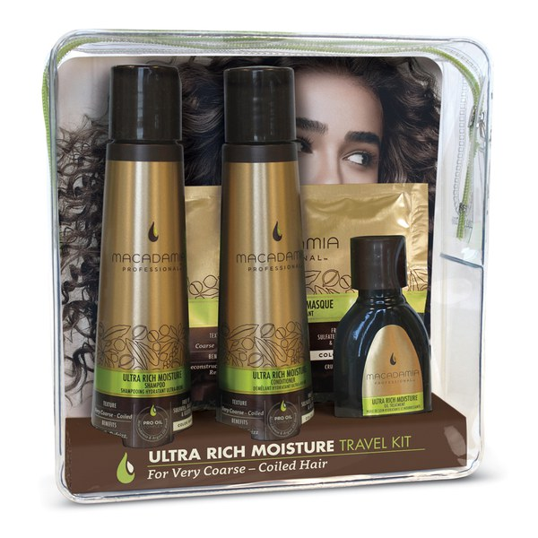 Macadamia Ultra Reichhaltiges Moisture Travel Set