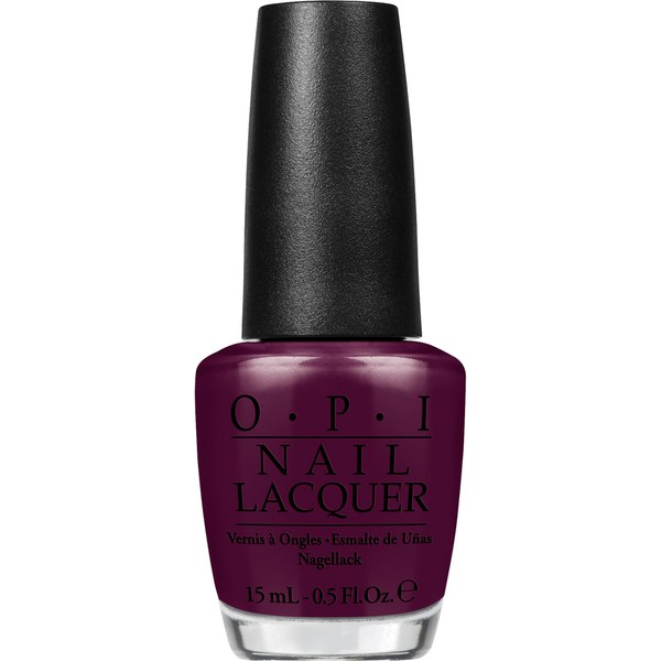 OPI San Francisco Nail Lacquer - In the Cable Car-Pool Lane (15ml)