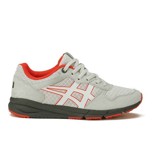 Onitsuka Tiger Shaw Runner Trainers - Soft Grey/Soft Grey
