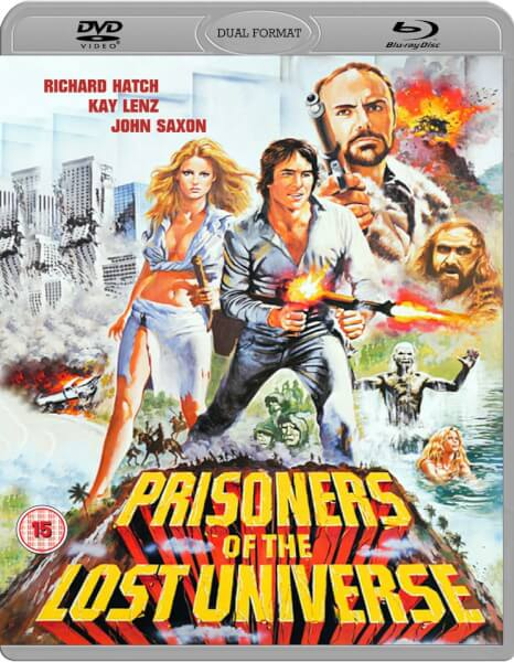 Prisoners of the Lost Universe (+DVD)