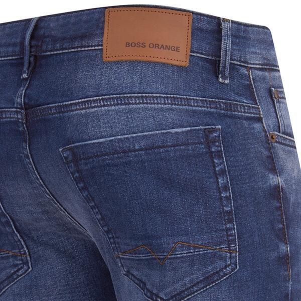 boss orange men 39 s orange 72 skinny fit jeans stone wash. Black Bedroom Furniture Sets. Home Design Ideas