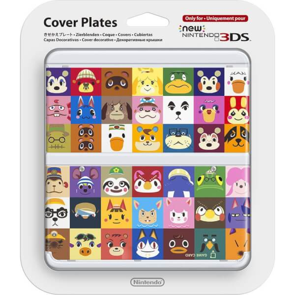 New Nintendo 3DS Cover Plate 27