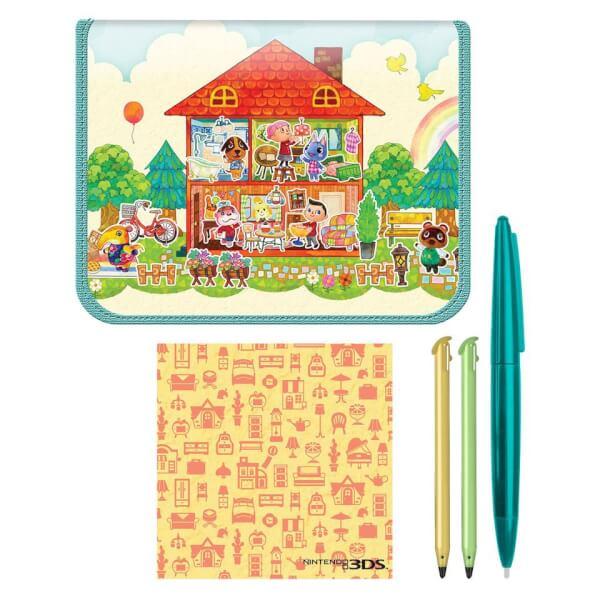 Animal Crossing: Happy Home Designer Kit for Nintendo 3DS