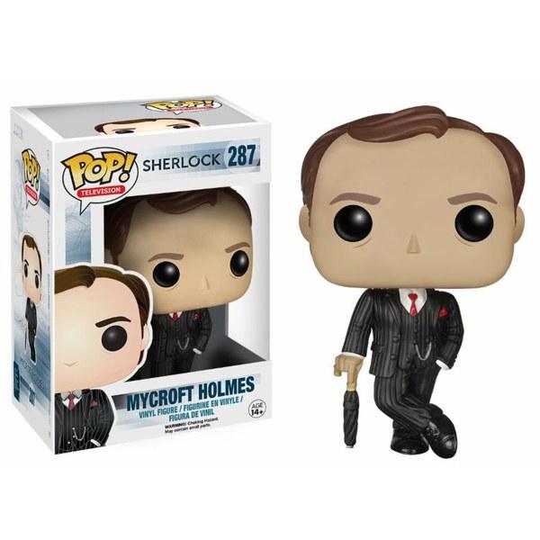 Sherlock Mycroft Holmes Pop! Vinyl Figure