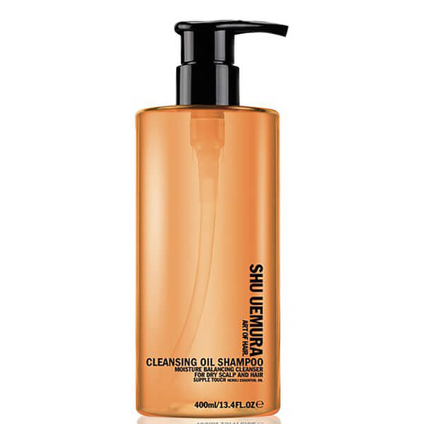 Shu Uemura Art of Hair Cleansing Oil Shampoo for Dry Scalp (400ml)