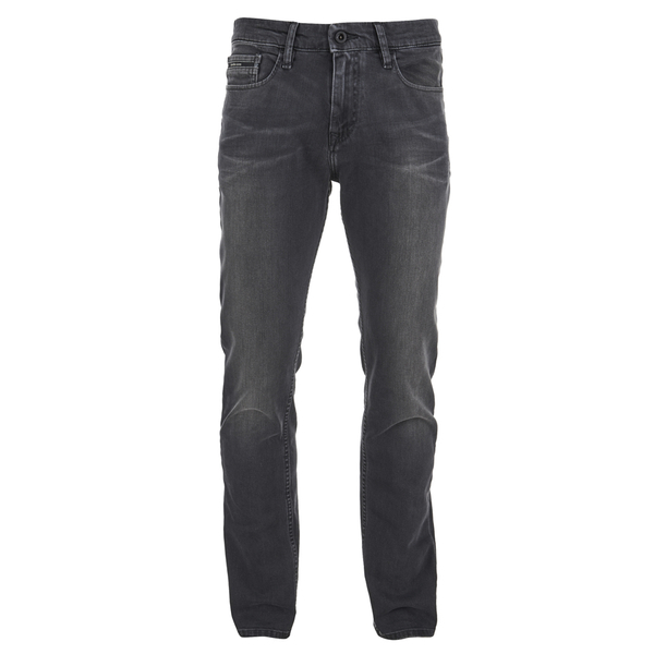 Calvin Klein Men's Slim Fit Jeans - Black Smoke Comfort Denim