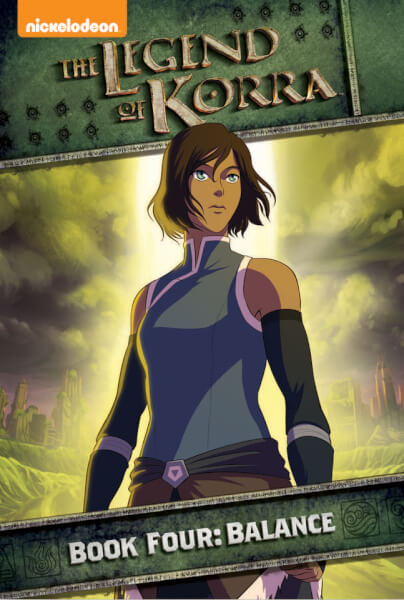 Legend Of Korra: Book Four Balance
