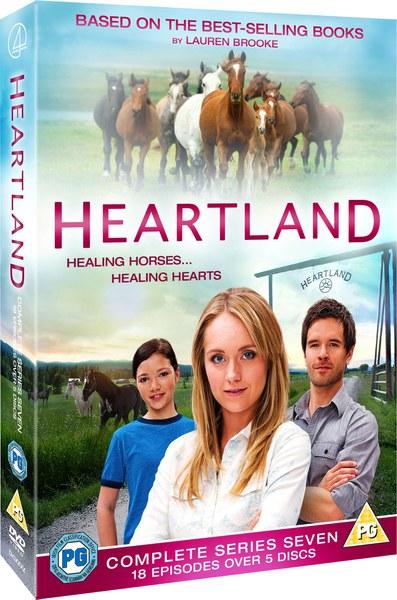 Heartland - The Complete Seventh Season DVD | Zavvi.com