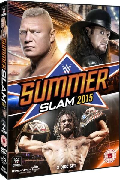 WWE: Summerslam 2015