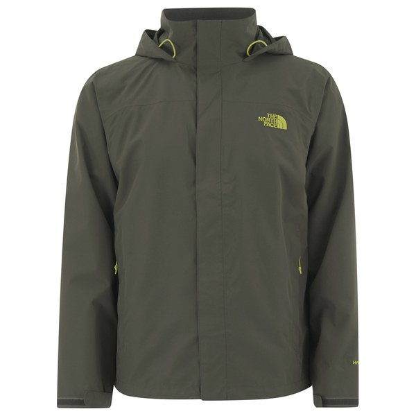 the north face men 39 s sangro hyvent hooded jacket green clothing. Black Bedroom Furniture Sets. Home Design Ideas