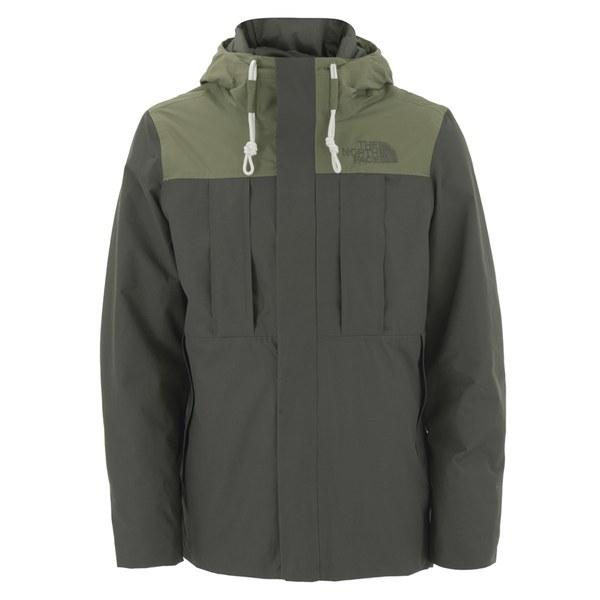 The North Face Men's Himalayan 3 in 1 Jacket - Black Ink Green