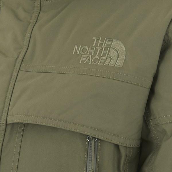 564b4e6aae The North Face Men s Mcmurdo 2 Faux Fur Trim Coat - Burnt Olive Green  Image