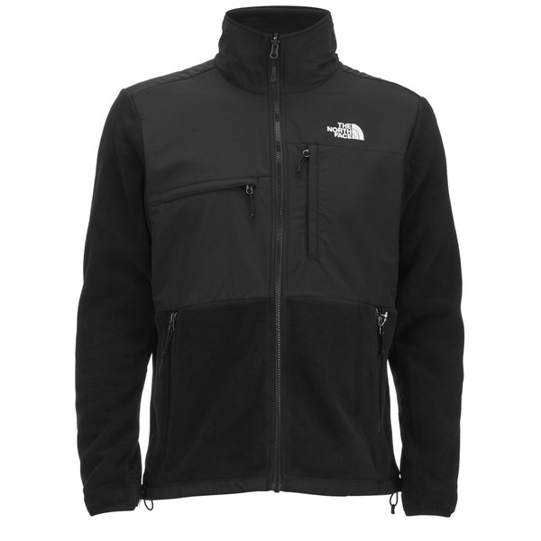 The North Face Men s Denali 2 Polartec Jacket - TNF Black Clothing ... fa30cab1e