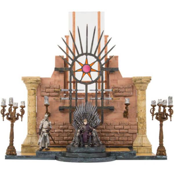 McFarlane Game Of Thrones Throne Room Constrution Set