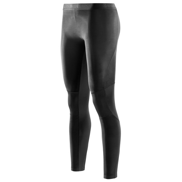 Skins RY400 Women's Compression Long Tights - Black