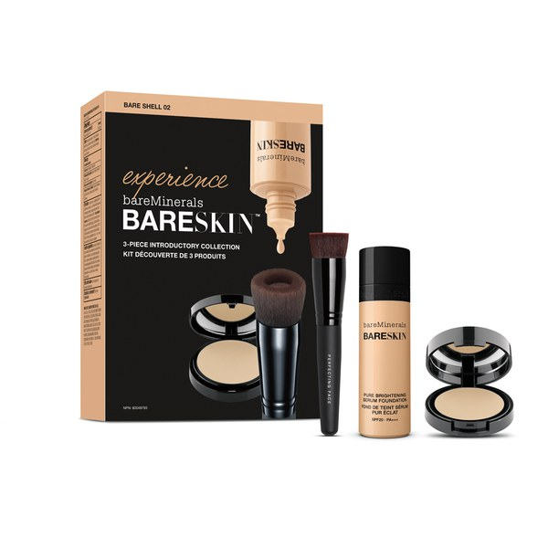 Bareminerals Bareskin Try Me Kit Bare Shell 02 Skinstore