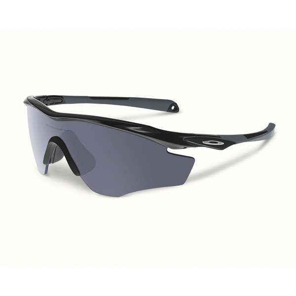 Oakley M2 Frame Glasses : Oakley M2 Frame XL Sunglasses - Polished Black/Grey ...