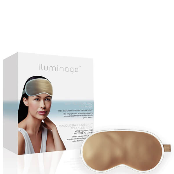 Iluminage Skin Rejuvenating Eye Mask with Copper Oxide