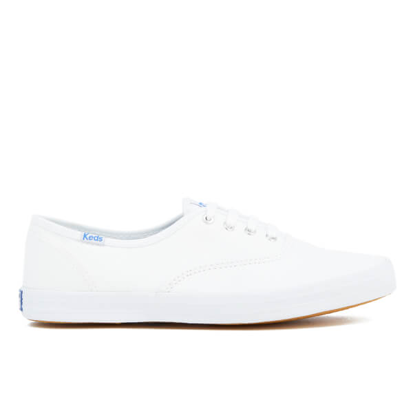 Keds Women's Champion CVO Core Canvas Trainers - White
