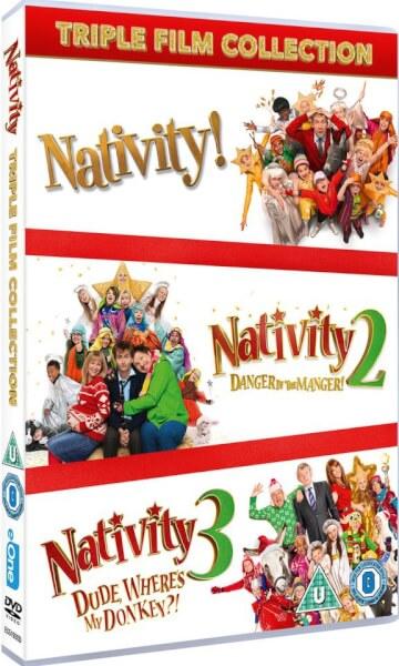 Nativity Triple Pack (Slim)