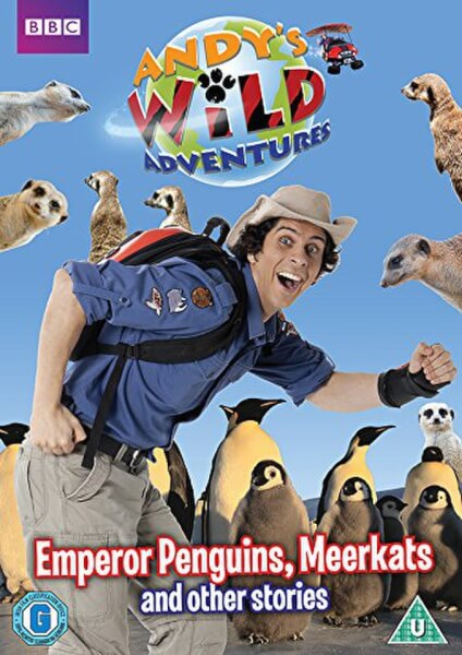 Andy's Wild Adventures - Emperor Penguins