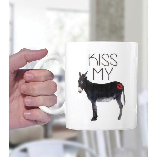 Tasse Âne Kiss My A*