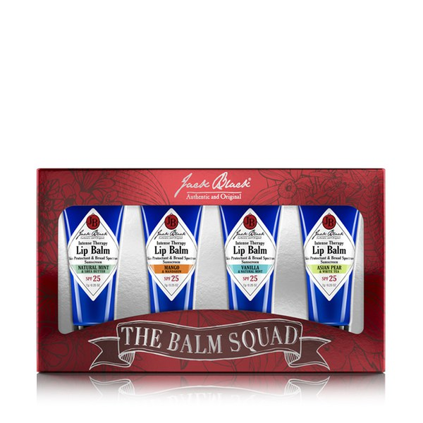 Jack Black The Balm Squad (worth £29.00)