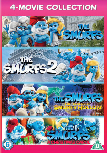 The Ultimate Smurfs Collection