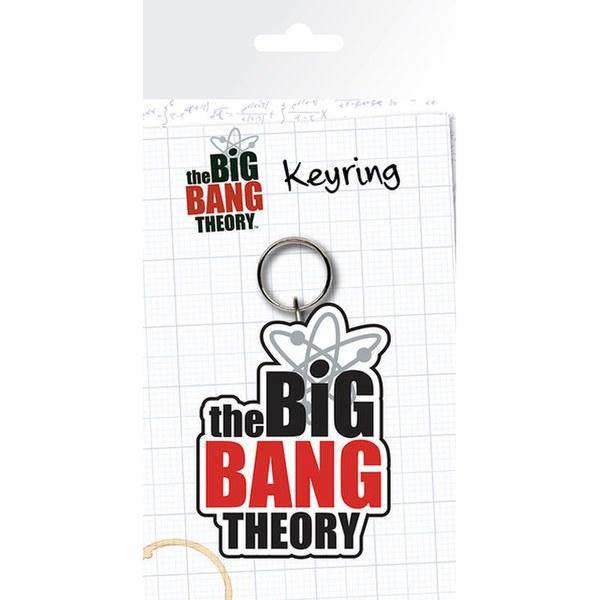 The Big Bang Theory Logo - Key Chain