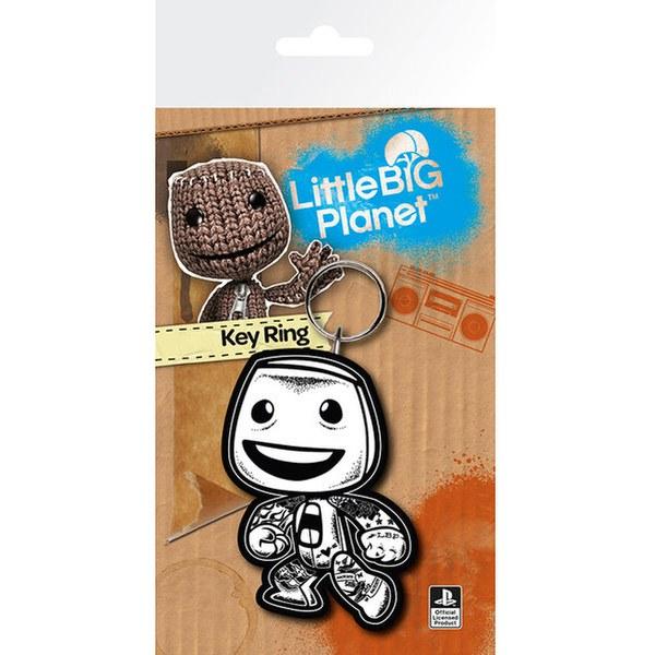 Little Big Planet Sack Boy - Key Chain