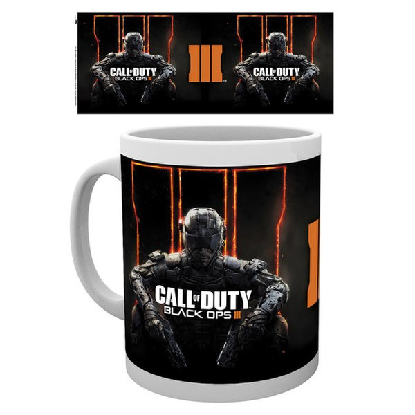 Call Of Duty Black Ops 3 Cover - Mug