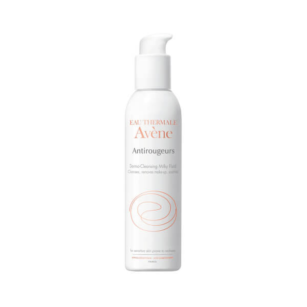 Avène Antirougeurs Cleansing Milk Bottle
