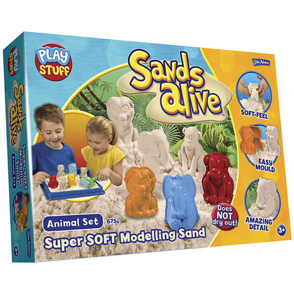 Sand Alive Édition animaux - John Adams
