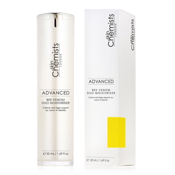 Dúo hidratante Advanced Bee Venom de skinChemists (50 ml)