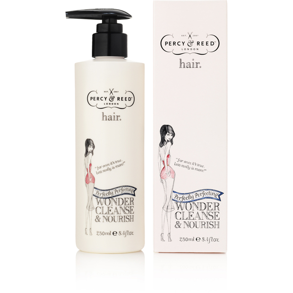 Après-shampoing nettoyant et nourrissant miracle Perfectly Perfecting de Percy & Reed250ml